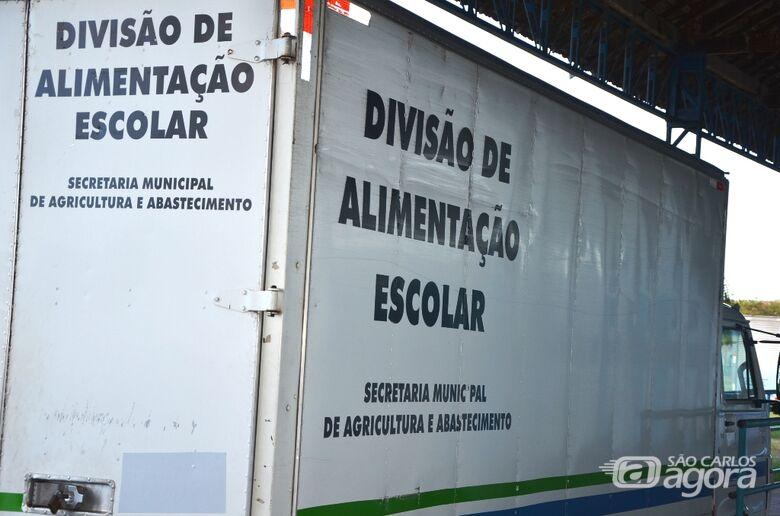 Pregão habilita duas empresas para fornecimento de carne vermelha para a merenda - Crédito: Divulgação