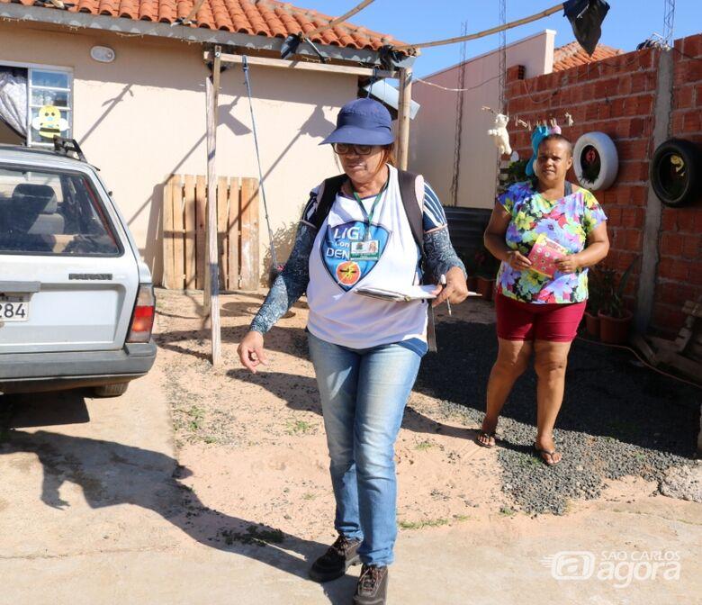 Com salário de R$ 1.568,00, Prefeitura vai contratar agentes de combate às endemias - Crédito: Divulgação