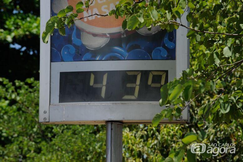Onda de calor deve diminuir em fevereiro, prevê Inmet - Crédito: Agência Brasil