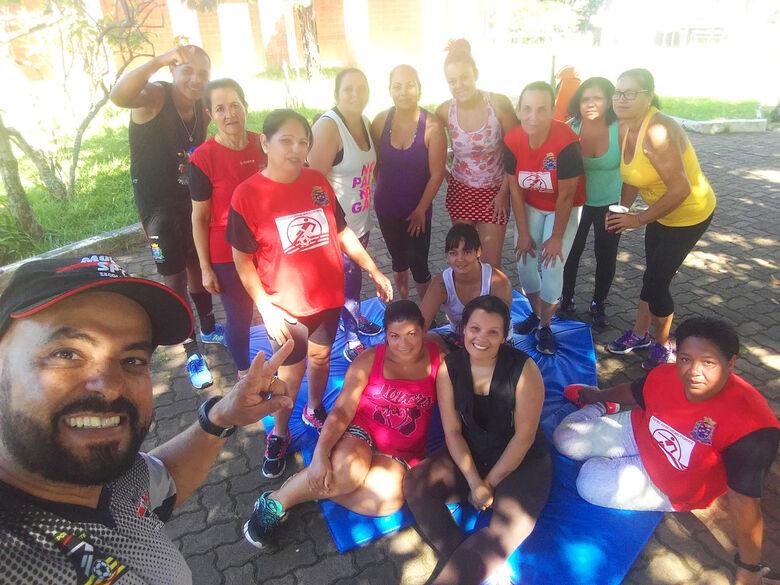 Treinamento HIIT atende necessidade de participantes de programas sociais em Centro da Juventude - Crédito: Divulgação
