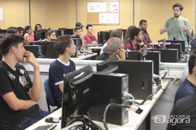 Aprenda programação gratuitamente na USP São Carlos - Crédito: Divulgação