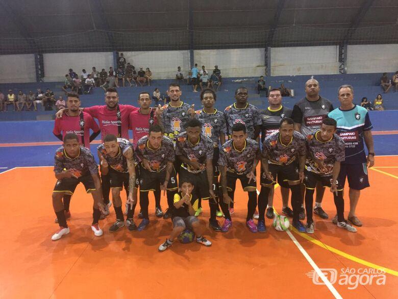 Vitória coloca o Deportivo Sanka na segunda fase da Copa Parelli - Crédito: Marcos Escrivani