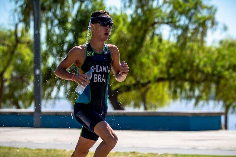 São-carlense vai ao Uruguai em busca do título do Sul-Americano de Triathlon - Crédito: Divulgação