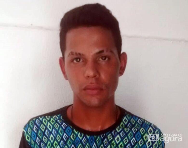 Foragido do CPP de Bauru é capturado pela ROCAM - Crédito: Divulgação/PM