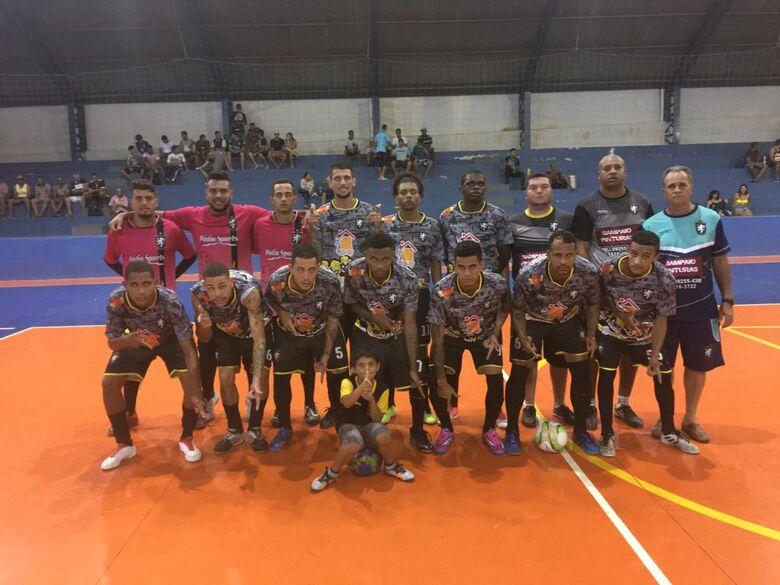 Deportivo Sanka encara Potunduva pela terceira fase da Copa Parelli - Crédito: Marcos Escrivani