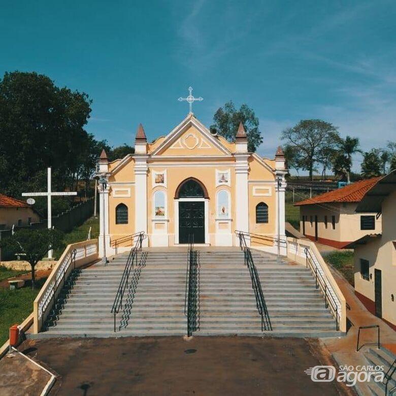 Santa Eudóxia faz festa para comemorar dia da padroeira - Crédito: Divulgação