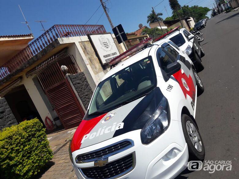 Ladrões furtam empresa no Jardim de Cresci - Crédito: Arquivo/SCA