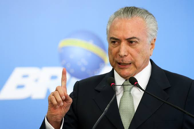 Temer é preso em desdobramento da Lava Jato - Crédito: Agência Brasil