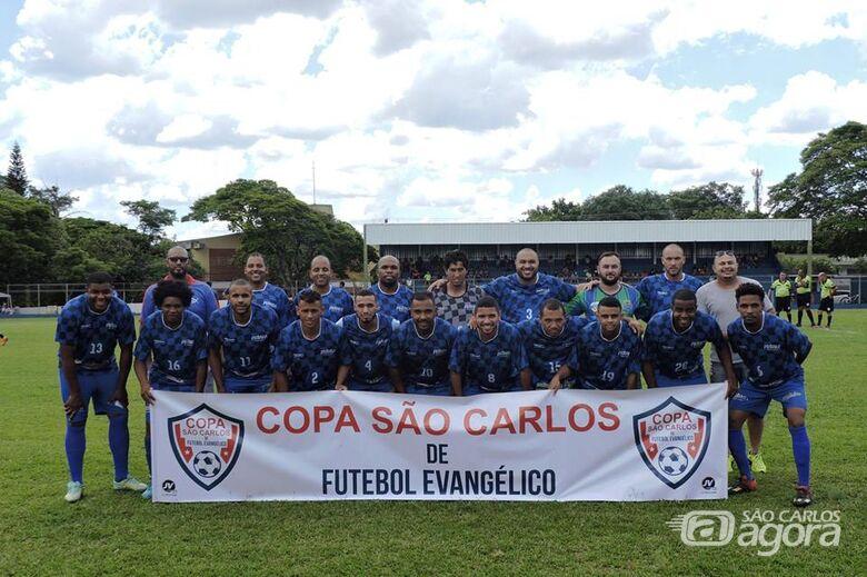 Partidas do Grupo A abrem a terceira rodada da Copa São Carlos - Crédito: Gustavo Curvelo/Divulgação