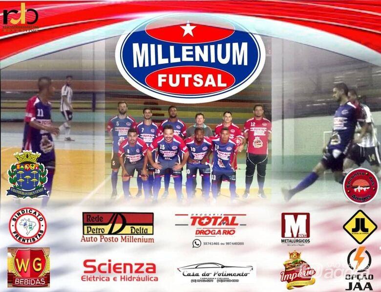 Millenium tem partidas decisivas em Jaú e Araraquara - Crédito: Divulgação