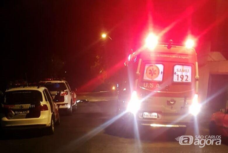 Idoso é morto a facadas em Araraquara - Crédito: Araraquara 24 Horas