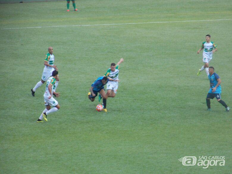 São Carlos empata a terceira partida seguida na A3 - Crédito: Rovanir Frias/SCFC