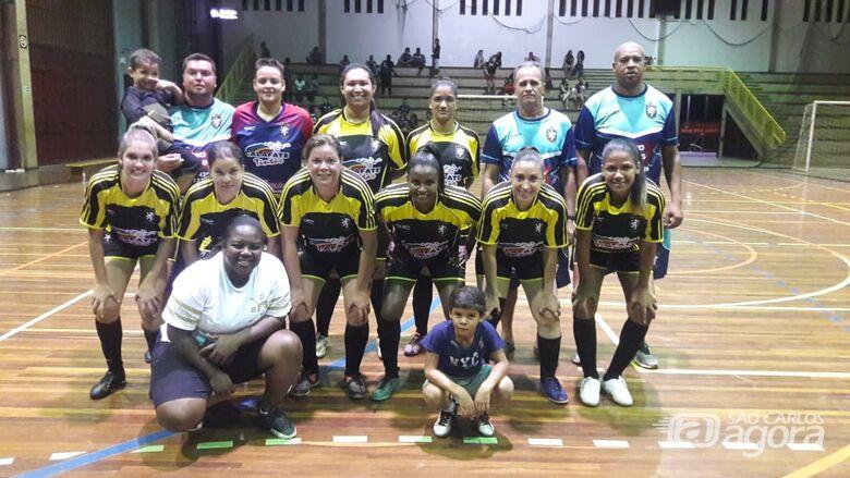 Deportivo Sanka estreia com goleada na Copa Sesc - Crédito: Marcos Escrivani
