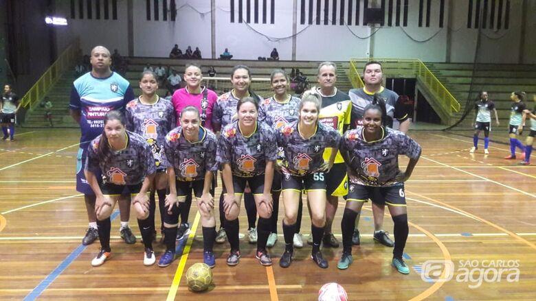 Meninas do Deportivo Sanka aplica mais uma goleada na Copa Sesc - Crédito: Marcos Escrivani