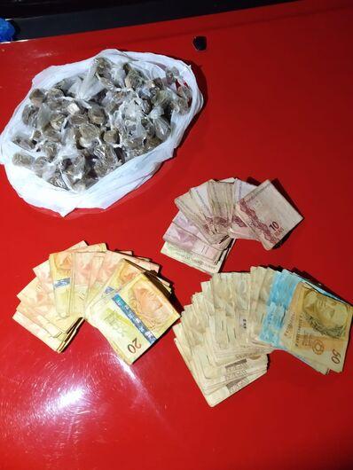 Irmãos oferecem R$ 7 mil e tentam corromper policiais militares - Crédito: Divulgação