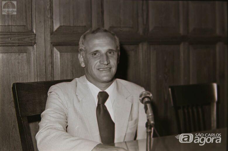 Antonio Carlos Vilela Braga, um educador que fez história - Crédito: Acervo FPMSC