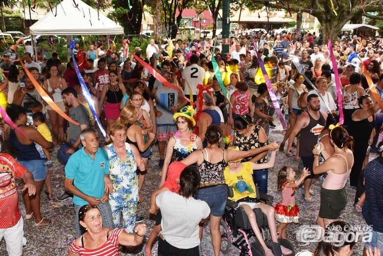 Confira a programação de carnaval oferecida pela Prefeitura nesta terça-feira - Crédito: Divulgação