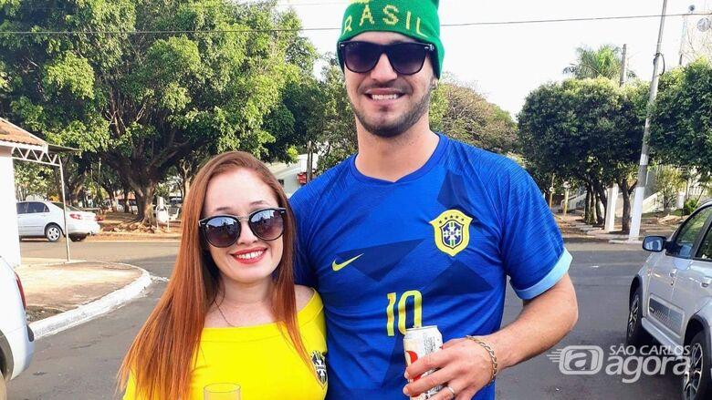 Após festa de carnaval, jovem morre estrangulada pelo namorado em cidade da região - Crédito: Divulgação