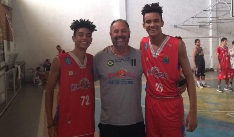 São-carlenses participam da festa dos melhores do basquete em Bauru - Crédito: Marcos Escrivani