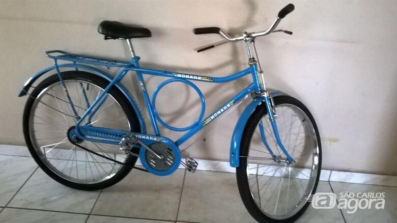Procura-se bicicleta Barra Forte furtada na Vila Brasília - Crédito: Divulgação