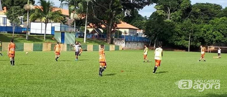 Multi Esporte intensifica treinos para os campeonatos municipal e regional - Crédito: Divulgação