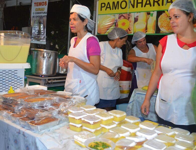 Festa do Milho de Água Vermelha tem mais um dia de atrações com novidades gastronômicas -
