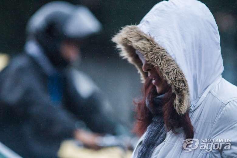 Madrugada de sexta pode ser a mais fria do ano - Crédito: Divulgação