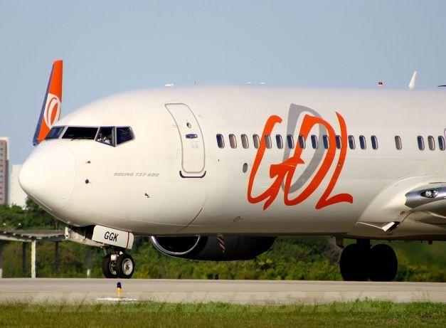 Gol vai operar nos aeroportos de Barretos e Franca - Crédito: Divulgação