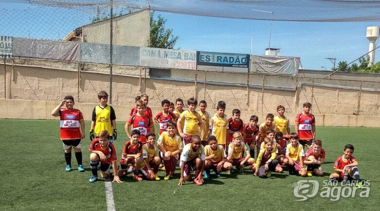 Mult Sport, em preparação para 2019, realiza amistosos em Araraquara - Crédito: Divulgação