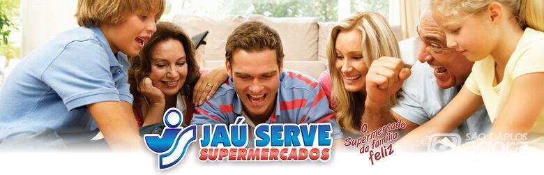 Confira as ofertas deste final de semana do supermercado Jaú Serve -