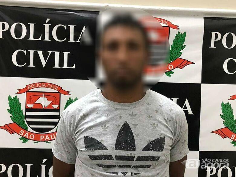 Servente é preso acusado de engravidar cunhada de 11 anos no interior de SP - Crédito: Divulgação/Polícia Civil