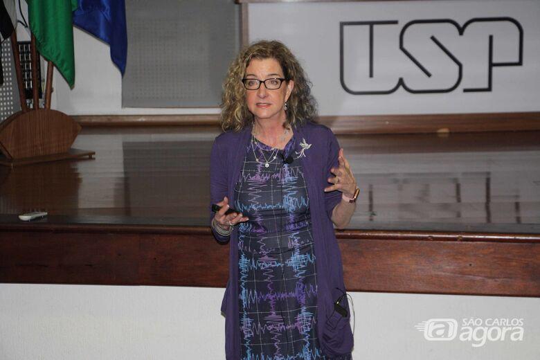 Cientista norte-americana ministra workshop em São Carlos para mulheres cientistas - Crédito: Divulgação