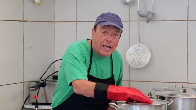 Ator de pegadinhas e humorista, Marquinhos, morre em São Paulo - Crédito: Divulgação