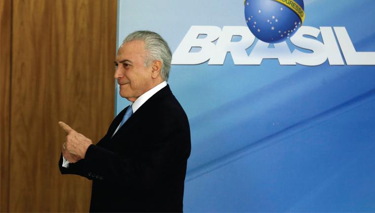 Desembargador manda soltar Temer e Moreira Franco - Crédito: Agência Brasil