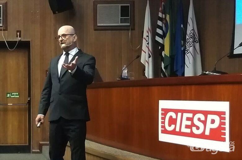Com 36 anos de experiência em vendas, palestrante dá curso no Ciesp - Crédito: Divulgação