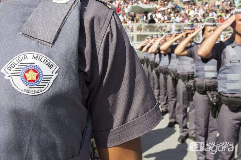Governo de SP autoriza abertura de concurso para 5,4 mil novos soldados na Polícia Militar - Crédito: Divulgação