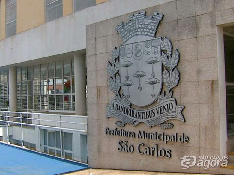 Prefeitura de São Carlos deve lançar concurso público em breve - Crédito: Arquivo/SCA