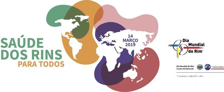 Dia Mundial do Rim será celebrado em São Carlos com ações preventivas -