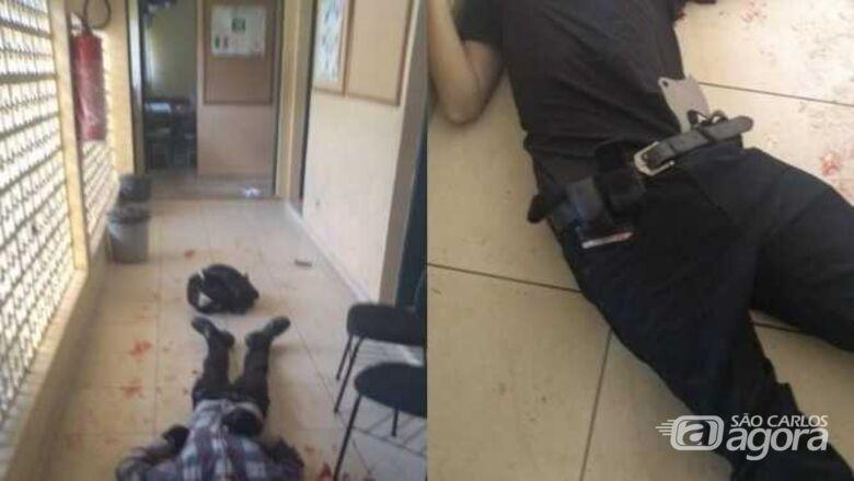 Adolescentes usaram revólver e arma medieval durante ataque em Suzano - Crédito: Divulgação