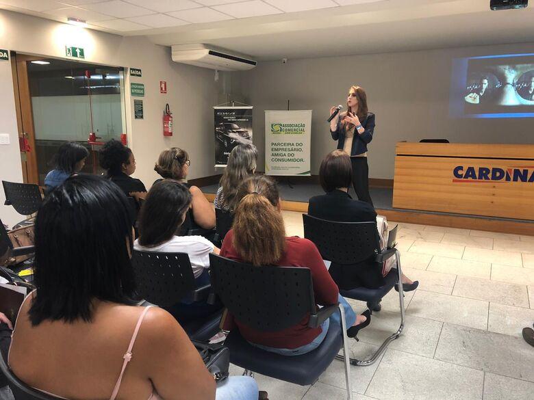 Acisc apresenta palestra gratuito sobre poder feminino - Crédito: Divulgação
