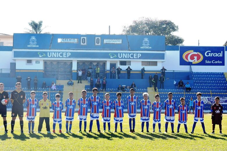 Com Grêmio presente, tabela do Campeonato Paulista sub11 e sub13 é divulgada - Crédito: Gustavo Curvelo/Divulgação