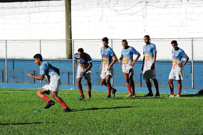 Grêmio encara o Taquaritinga para entrar no G4 - Crédito: Gustavo Curvelo/Divulgação