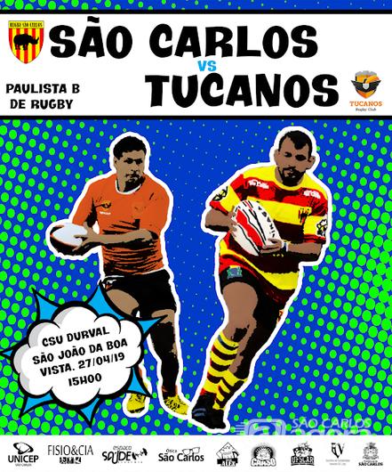 São Carlos encara o Tucanos pelo Campeonato Paulista -