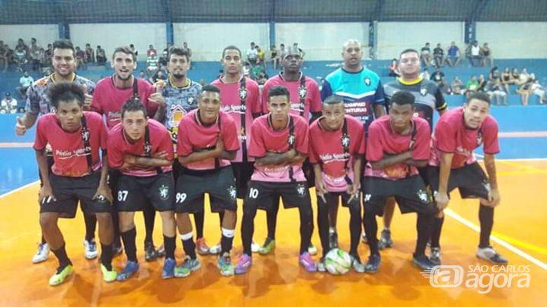 Vitória coloca Deportivo Sanka na ponta do torneio de Araraquara - Crédito: Marcos Escrivani