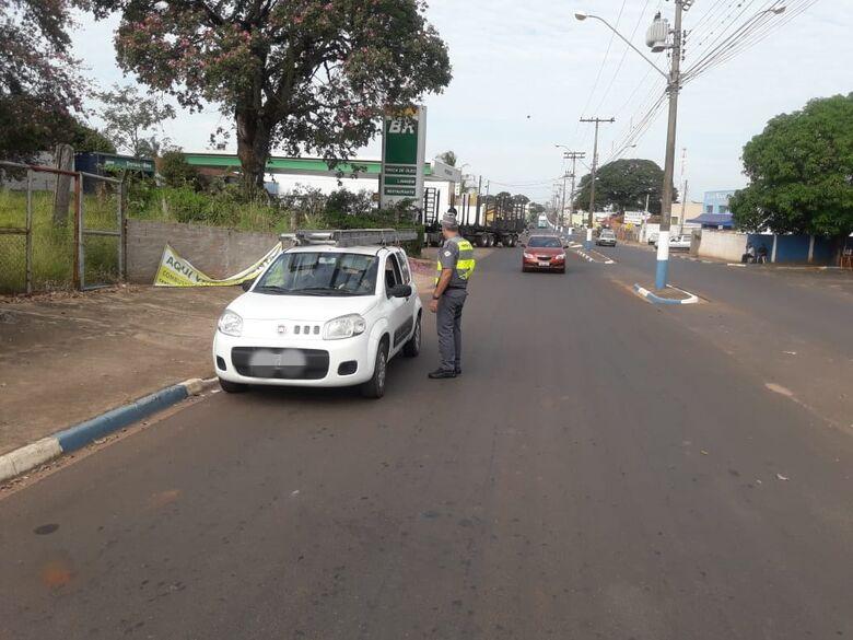 Polícia Militar realiza em todo o Estado, a Operação São Paulo Mais Segura - Crédito: Divulgação