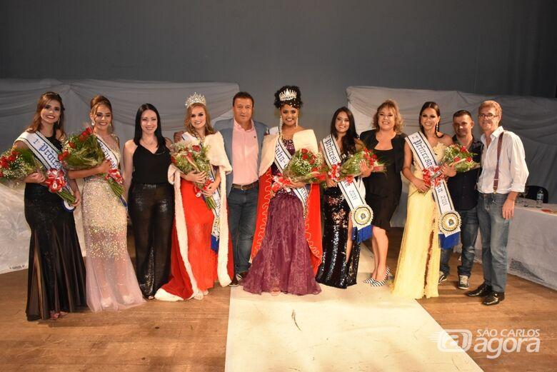 Eleitas rainhas e princesas da Festa do Clima 2019 - Crédito: Divulgação