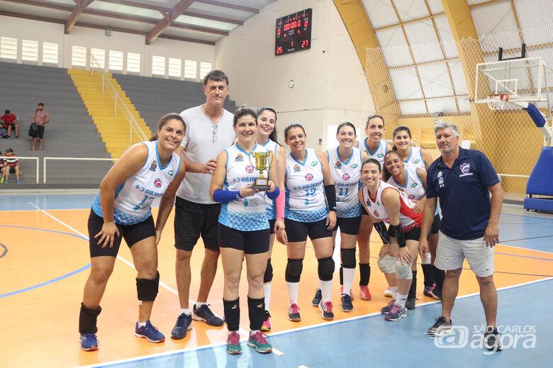 Copa AVS/Smec começa e Objetivo/Smec/Inhouse leva o torneio início - Crédito: Marcos Escrivani