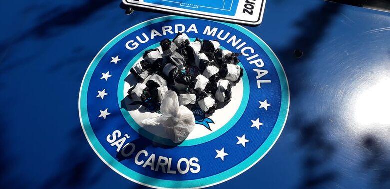 GM apreende 280 pinos de cocaína no Medeiros - Crédito: Divulgação