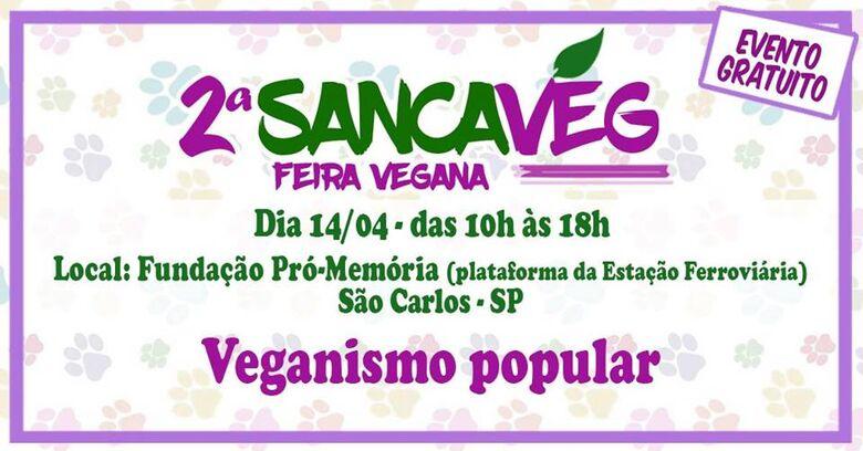 2ª edição da SancaVeg será realizada na Fundação Pró-Memória -