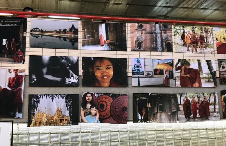 Biblioteca Comunitária da UFSCar apresenta exposições indígena, de viagens e de artes - Crédito: Adriana Arruda/CCS-UFSCar